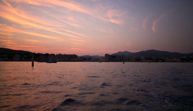 Séjour ressourçant au coeur de Sainte Maxime (à partir de 2 nuits)
