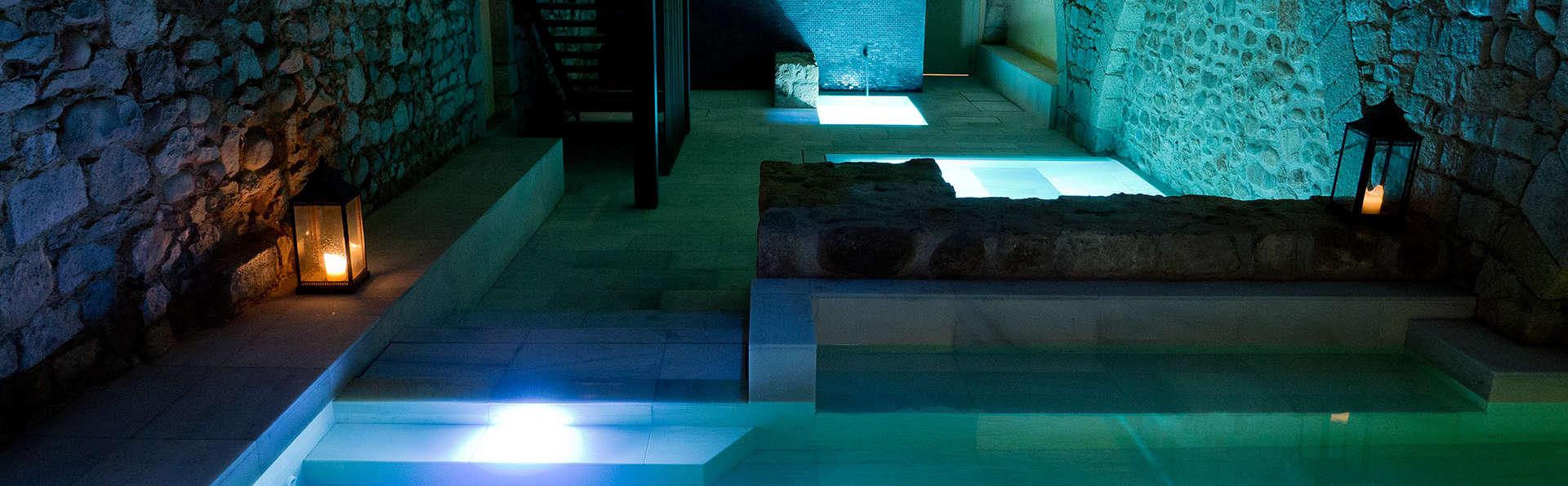 Romanticismo y relax con acceso a los baños romanos de Girona