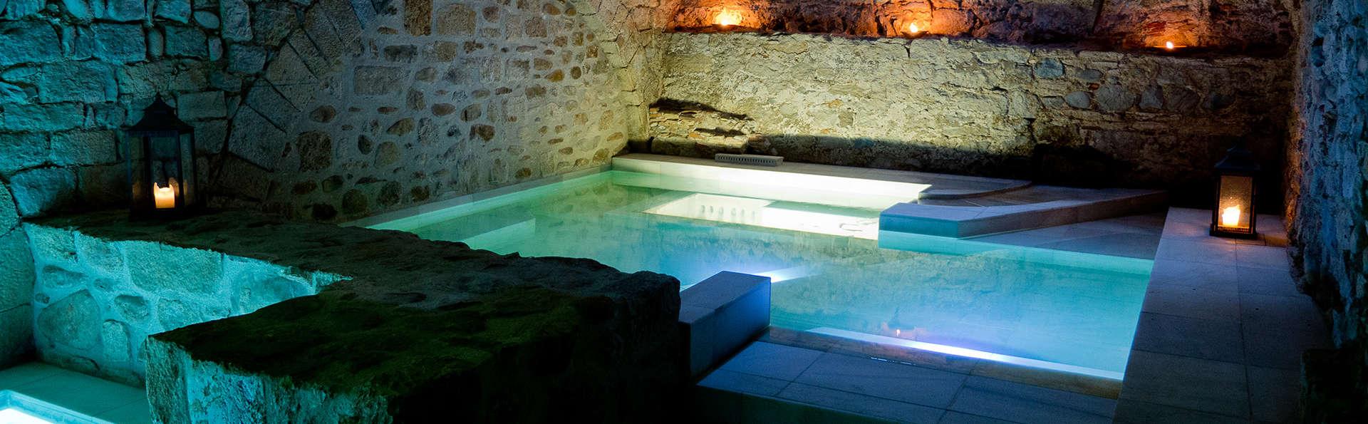 Moment de détente avec bains arabes et séjour dans un Hilton à Gérone