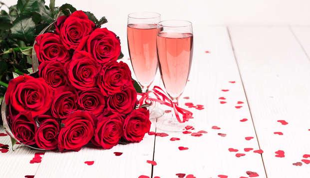 Valentijnsuitje met je geliefde en ontbijt met bubbels te Leuven