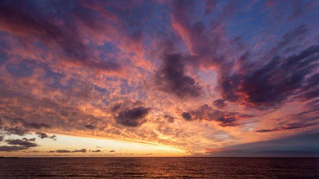 Strand, zee en gezelligheid: een weekend genieten in Blankenberge (vanaf 2 nachten)
