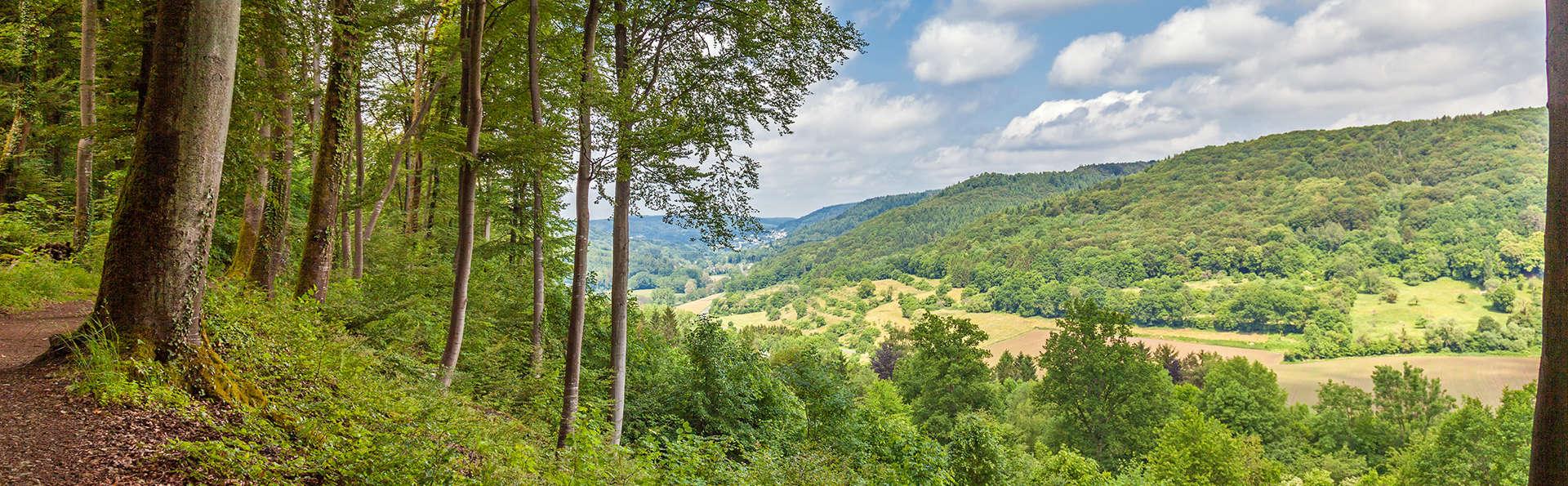 Escapade dans la petite Suisse luxembourgeoise