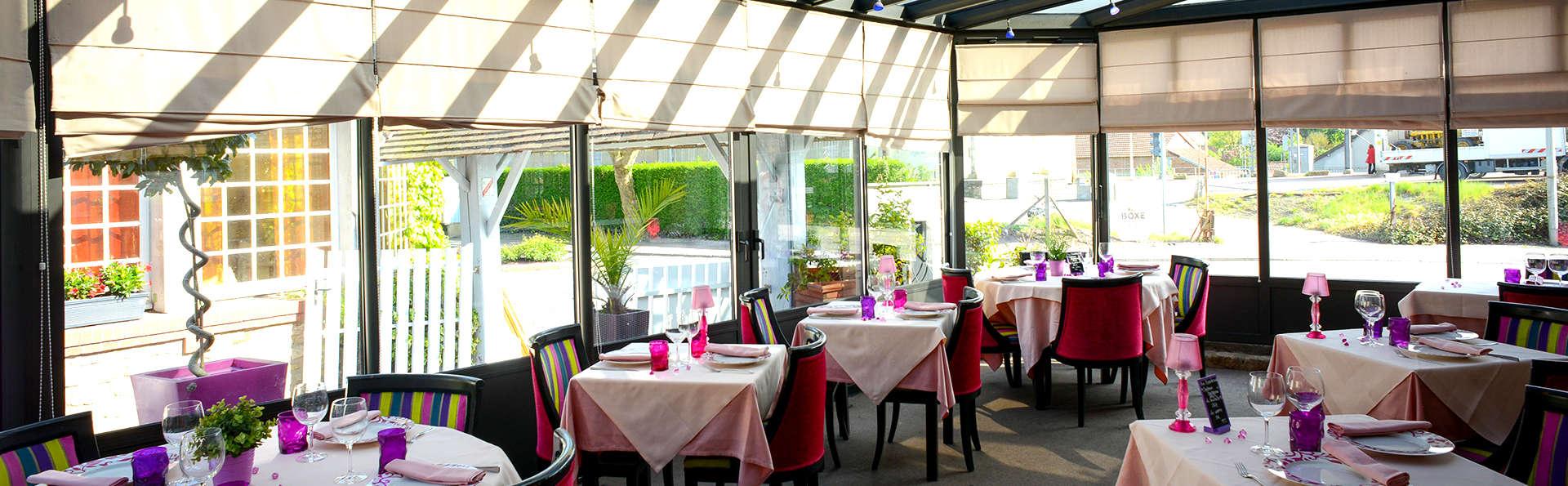 Week-end de charme avec dîner terroir au coeur du Cotentin
