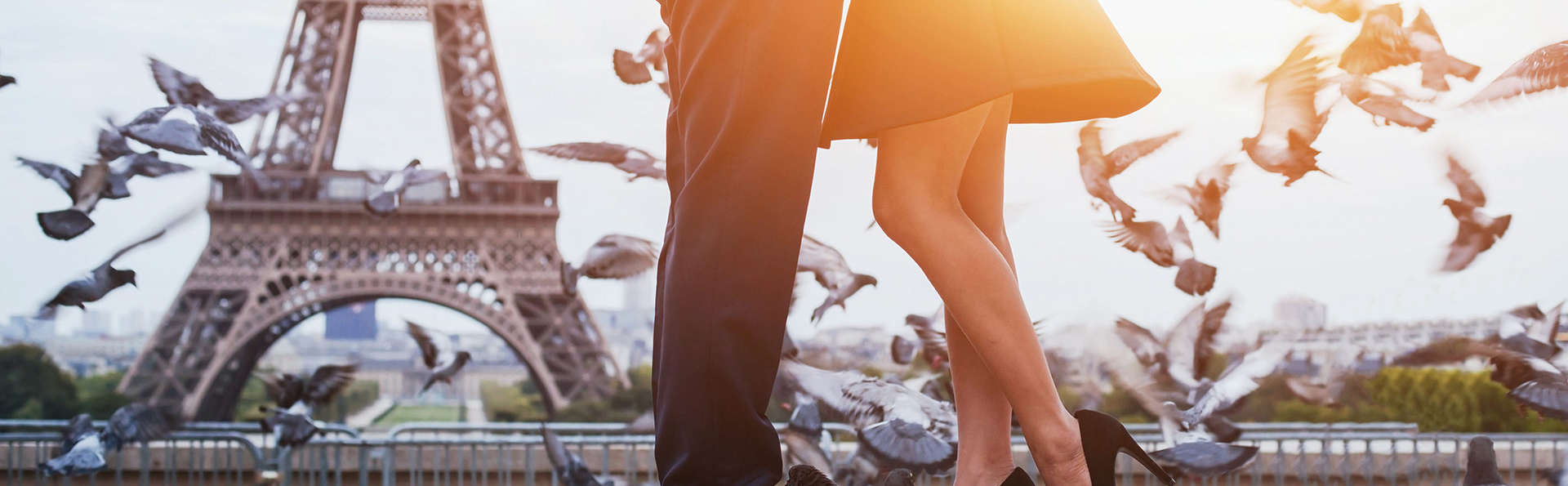 Week-end romantique avec coffret Lovebox à Paris