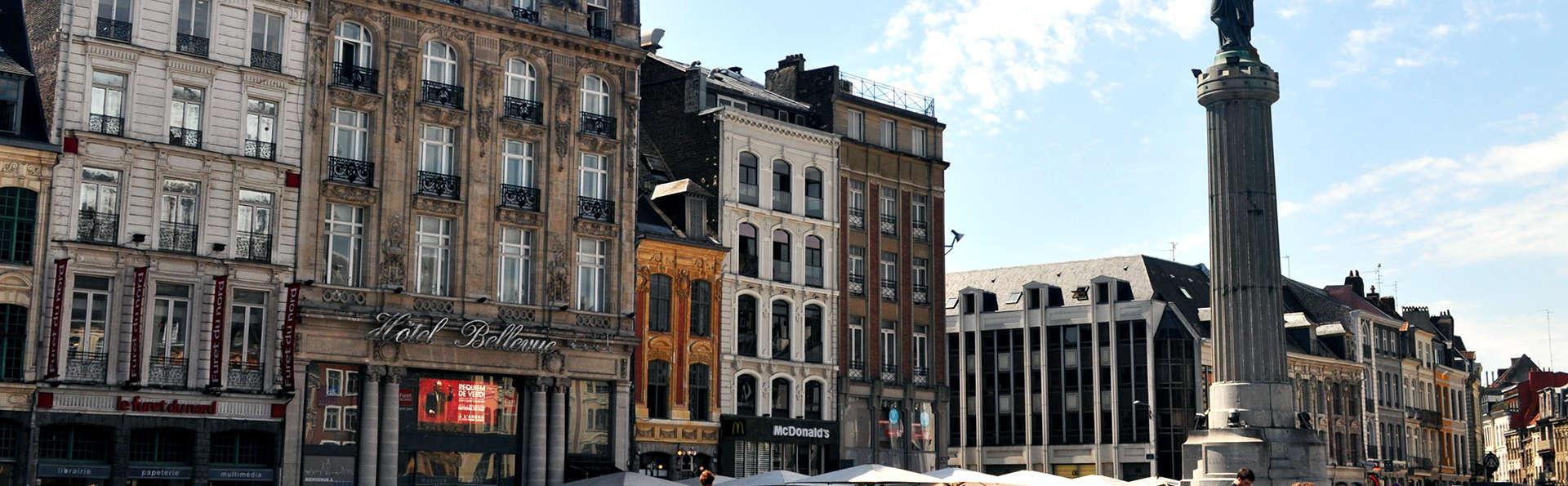 Week-end grandiose sur la Grand'Place de Lille