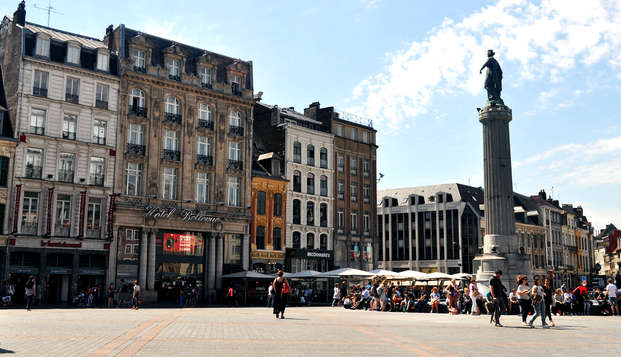 Week-end grandiose sur la Grand'Place de Lille