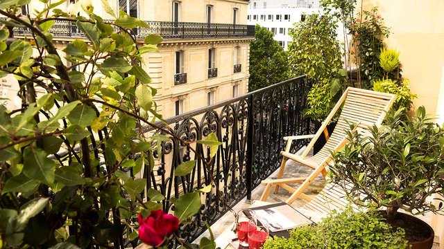 Escapada al corazón de París cerca del Arco de Triunfo