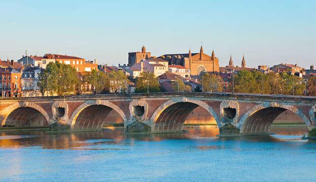 Week-end en famille au cœur de Toulouse