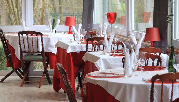 Week-end romantique avec dîner au Clos de Mutigny