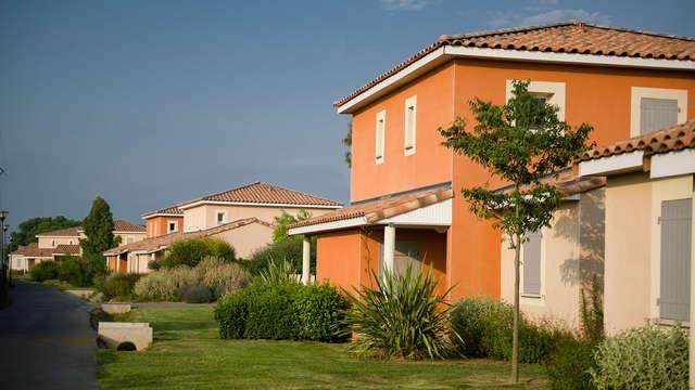 Week-end en maison dans une résidence  à proximité de Montpellier