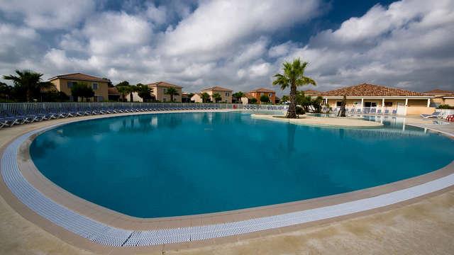 Escapade en maison 2/4 personnes dans un parc de 11 hectares  près de Montpellier