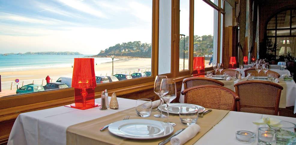 Restaurant Hotel Perros Guirec Ouest France