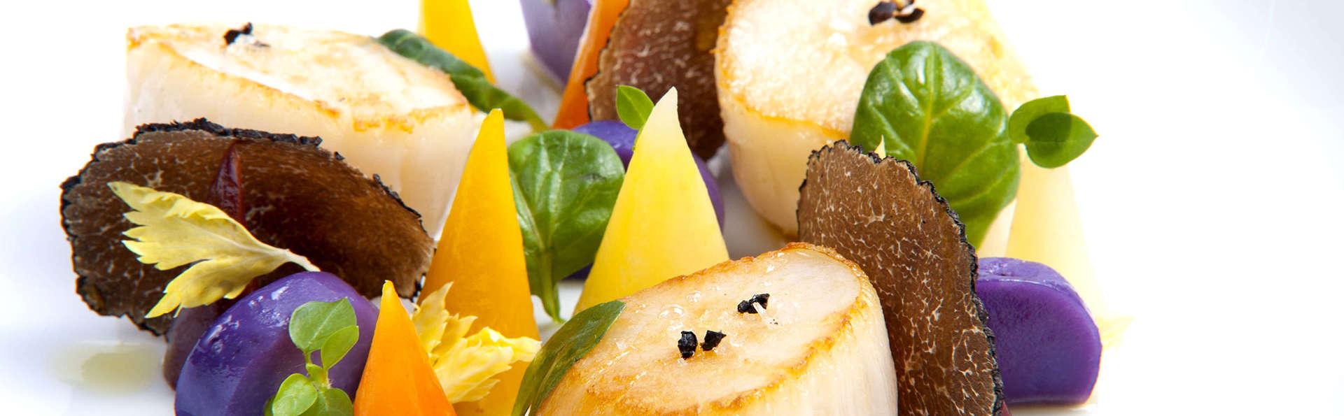 Week-end avec dîner gastronomique dans un restaurant étoilé près d'Avignon