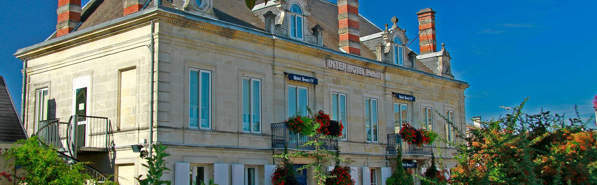 The Originals Boutique, Hôtel Henri IV, Libourne Nord (Inter-Hotel) - Edit_Front.jpg