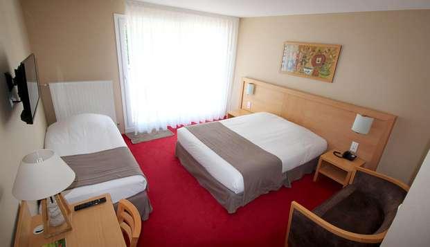 Le Regina Hardelot - Room