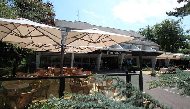 Le Regina Hardelot - Terrace