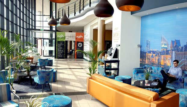 The Hague Teleport Hotel - NEW LOBBY