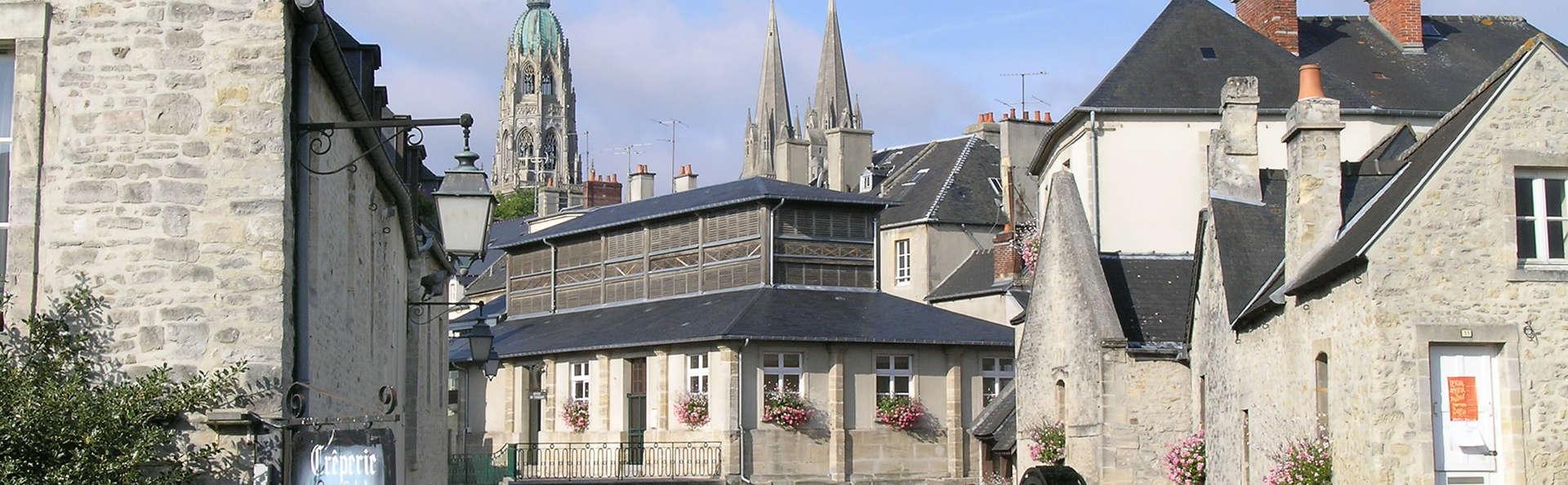 Partez en famille à Bayeux