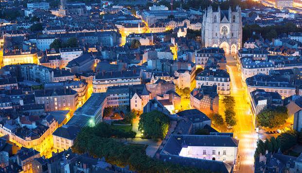 Virée citadine à Nantes