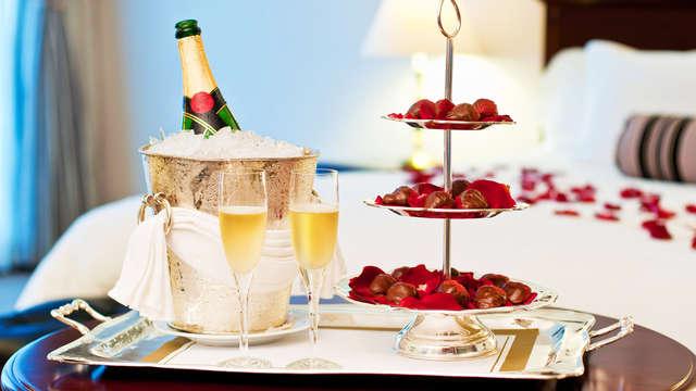Vivez un nouvel an romantique à Strasbourg