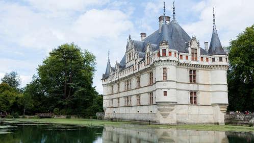 Week end Prendre l\'air Azay le Rideau avec 1 Visite du Château d ...