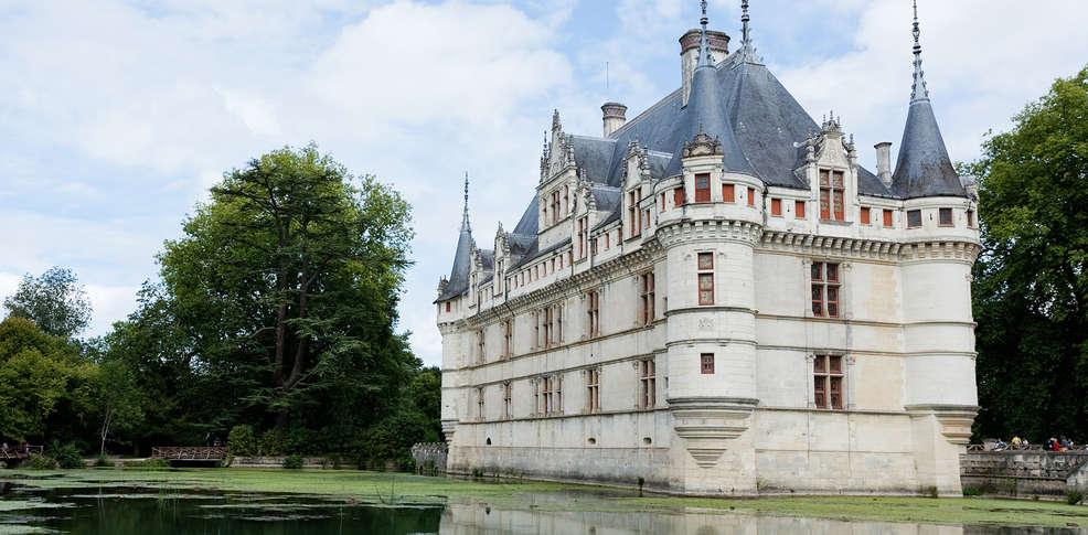 Le grand monarque centre 3 azay le rideau francia - Hotel le grand monarque azay le rideau ...
