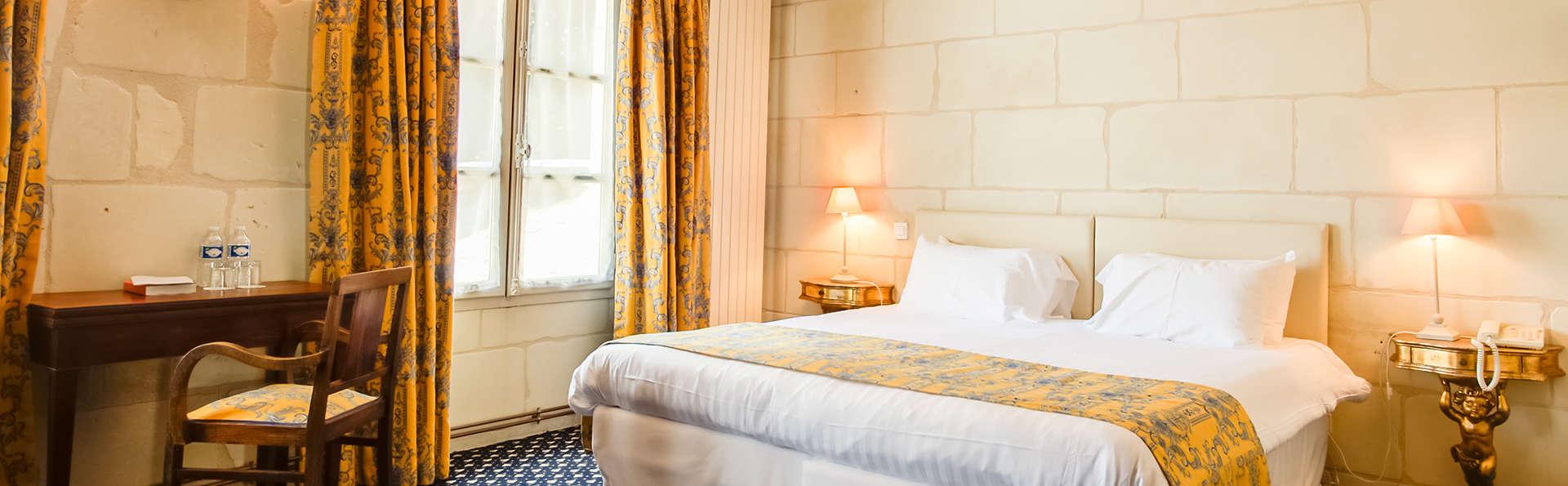 Le grand monarque centre 3 azay le rideau france - Hotel le grand monarque azay le rideau ...