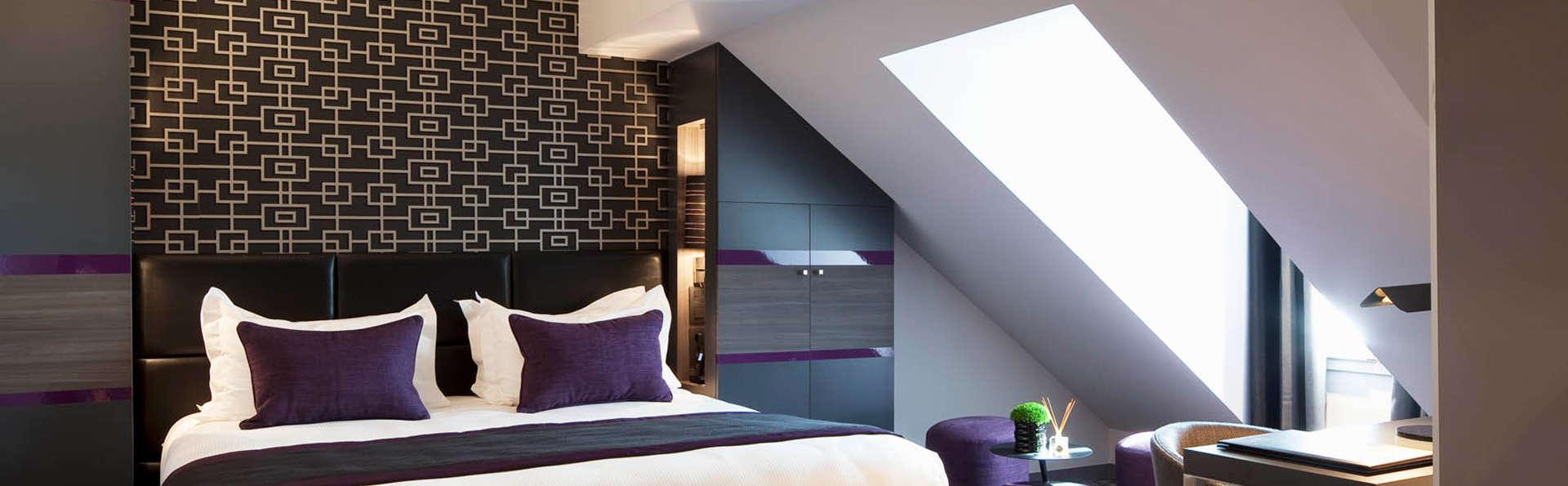 Weekend in een charmant hotel in Parijs