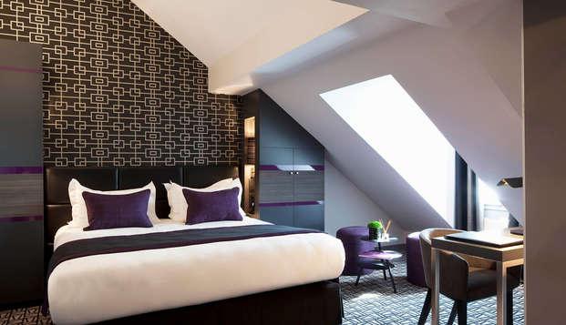 Week-end  dans un hôtel de charme à Paris