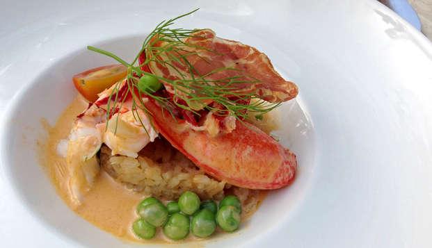 Week-end avec dîner près du Mont Saint Michel
