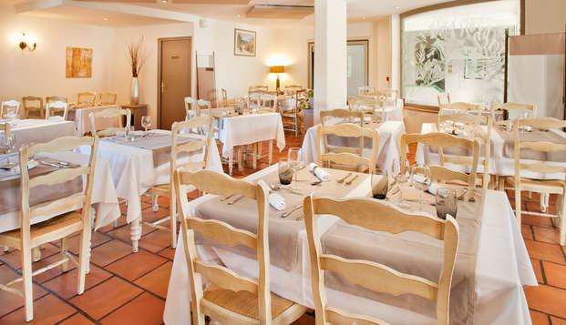 Offre spéciale: Début d'année gourmand et détente à Aix-en-Provence