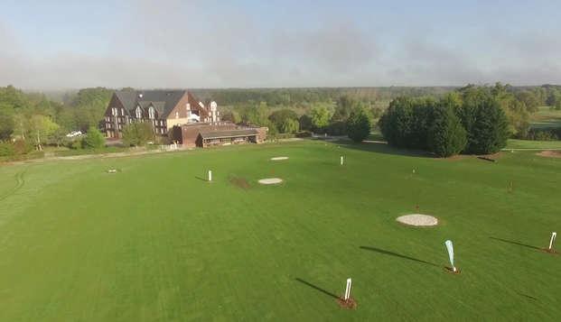 Domaine de la Foret d Orient - Natur Hotel Golf Spa - NEW GOLF