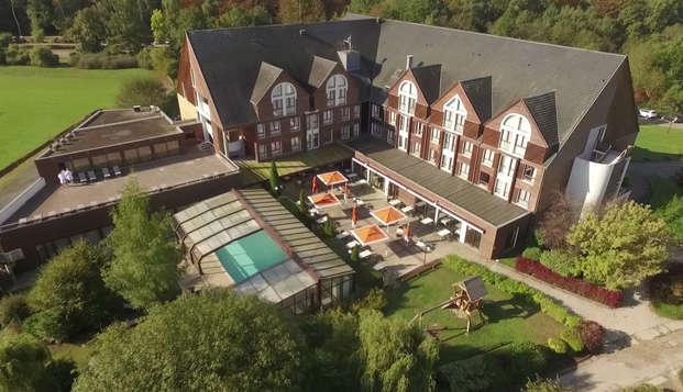Domaine de la Foret d Orient - Natur Hotel Golf Spa - NEW HOTEL