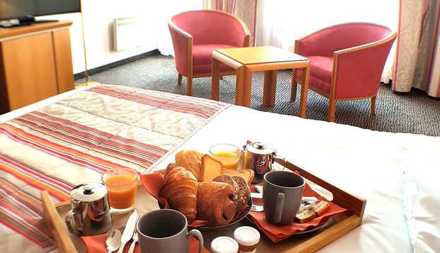 Domaine de la Foret d Orient - Natur Hotel Golf Spa - NEW BREAKFAST