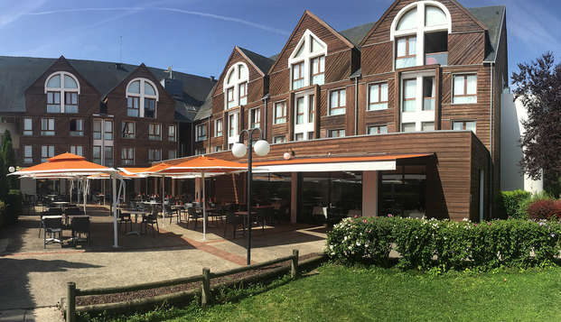 Domaine de la Foret d Orient - Natur Hotel Golf Spa - NEW TERRACE