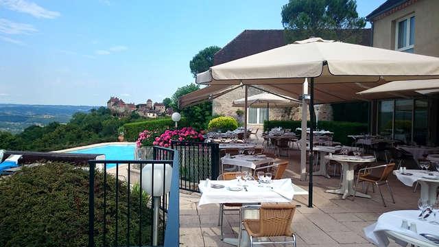 Weekendje weg met diner in het hart van de Dordogne vallei