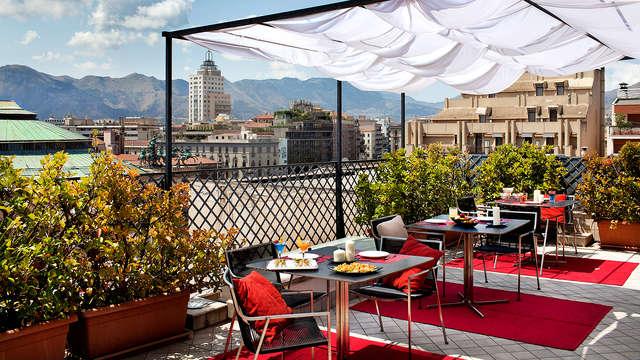 Soggiorno a Palermo in un design hotel a 4*