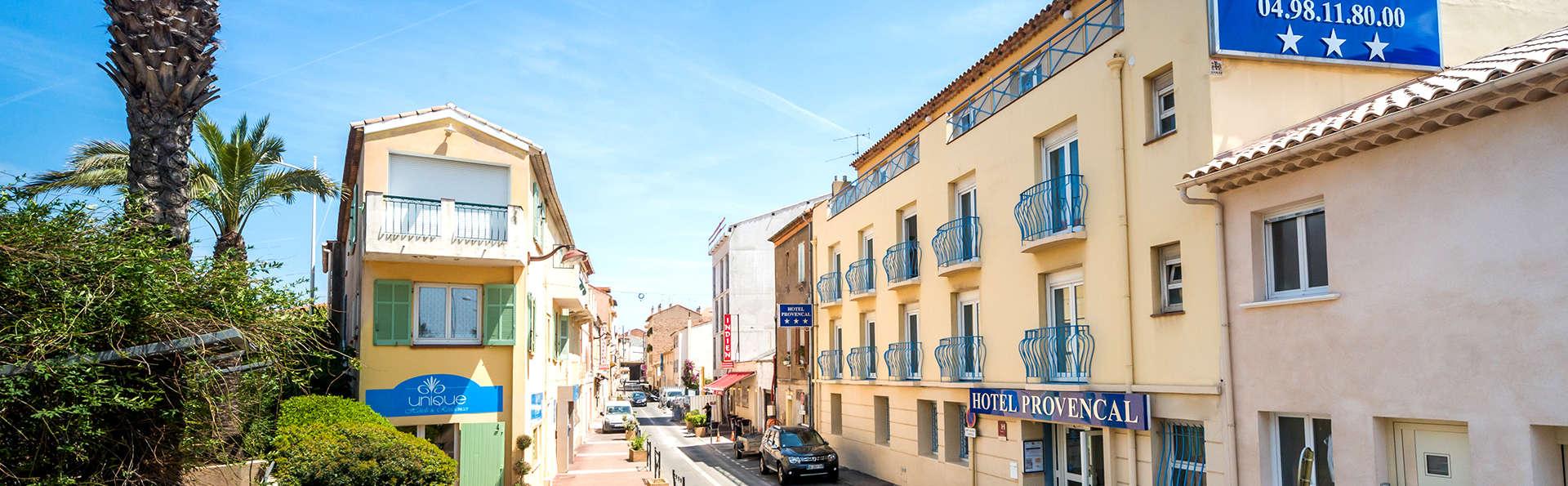 Découvrez les merveilles de la Côte d'Azur à Saint-Raphaël