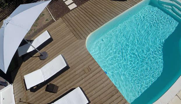 Week-end en chambres d'hôtes près de Hyères