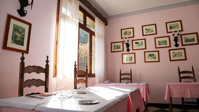 Escapada con cena en Provenza-Alpes-Costa Azul