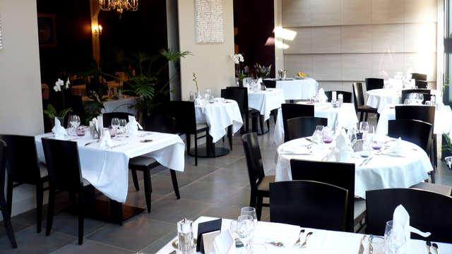 Week-end avec dîner 3 plats à Cloyes-sur-le-Loir