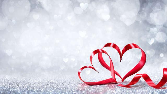Especial San Valentín con Cena romántica y Baile al lado del rio y del parque natural de Somiedo