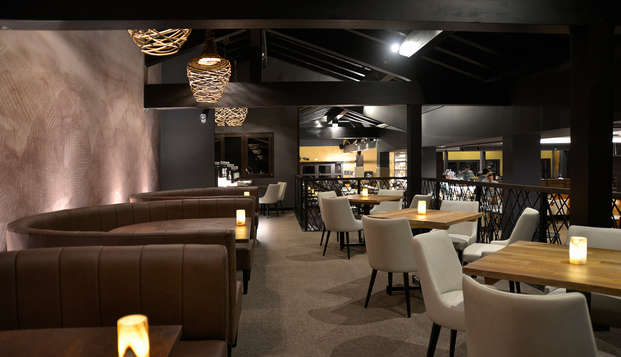 Hyatt Centric La Rosiere - new bar rest