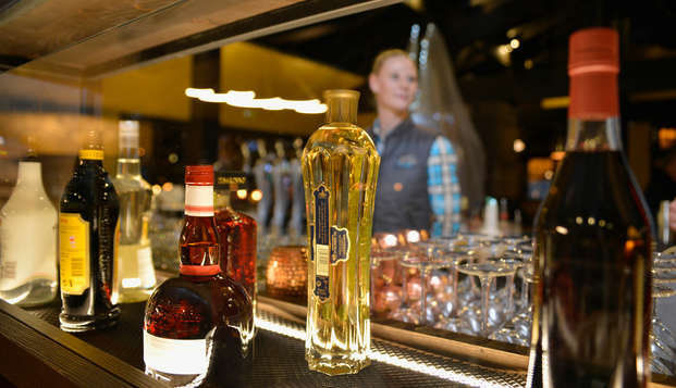 Hyatt Centric La Rosiere - new bar