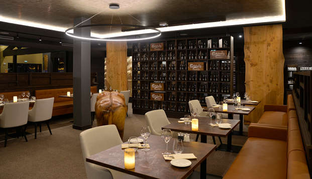 Hyatt Centric La Rosiere - new rest