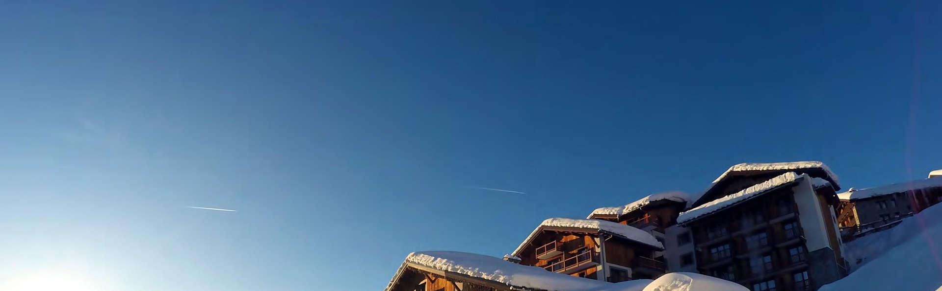 Détente & spa au cœur des montagnes, dans un superbe hôtel à la Rosière