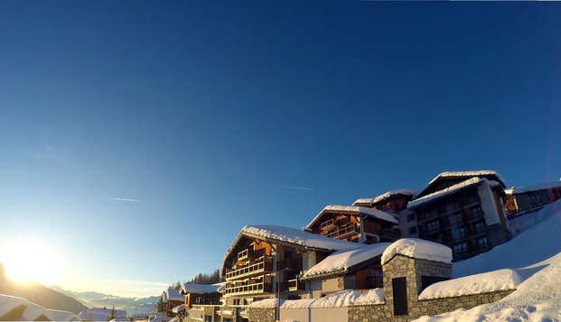 Hyatt Centric La Rosiere - new surroudings