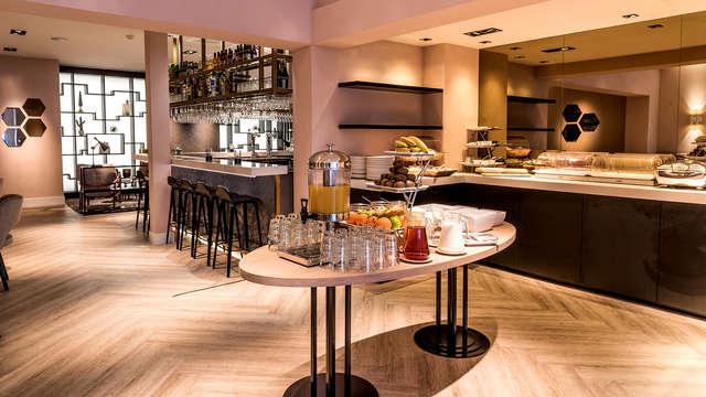 Sandton Hotel Eindhoven Centre - NEW BREAKFAST