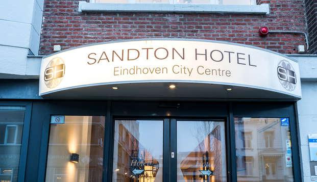 Sandton Hotel Eindhoven Centre - NEW FRONT