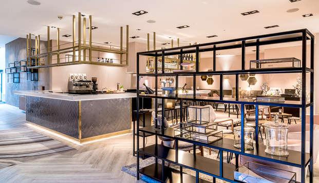 Sandton Hotel Eindhoven Centre - NEW LOUNGEBAR